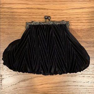 Handbags - Mini black evening clutch